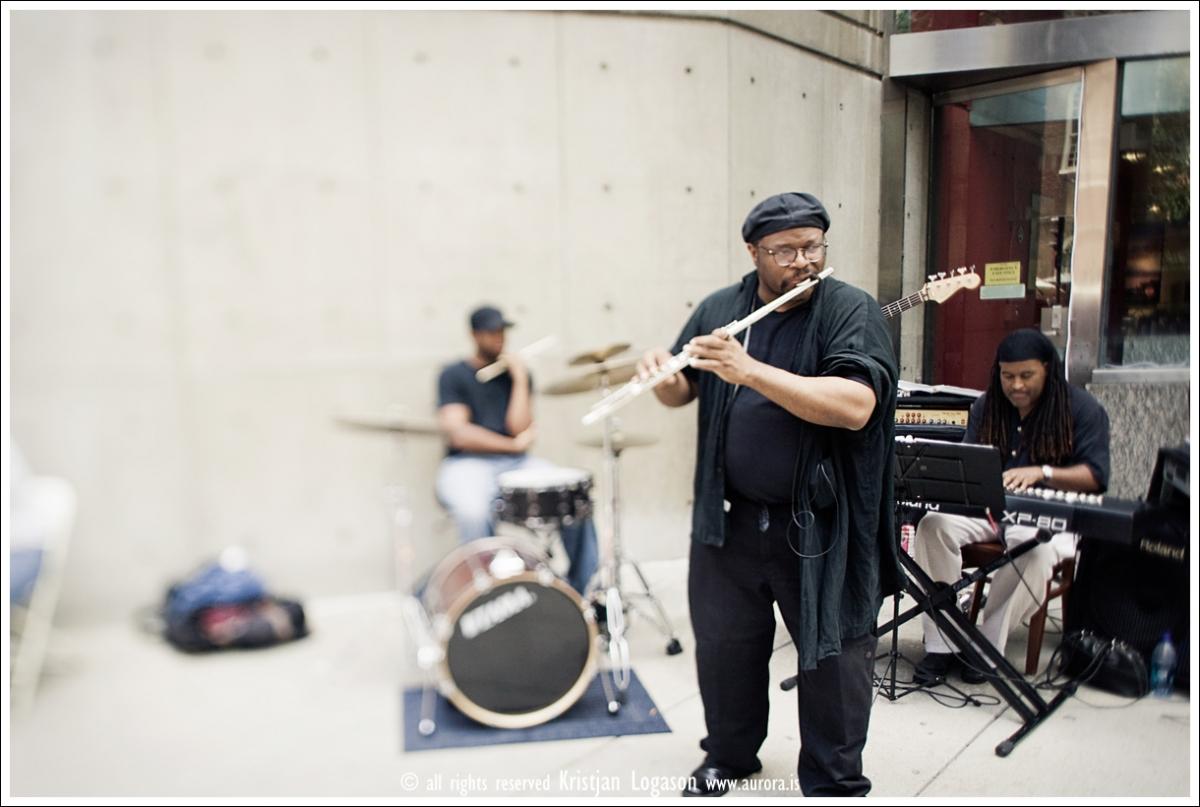 Jazz in Boston