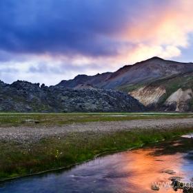 Landmannalaugar, Iceland Highlands