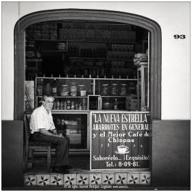 Mejor cafe de Chiapas